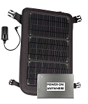 10-Watt Solar Charging System (72WHr Battery Pack)