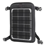 6-Watt Solar Charging System (44WHr Battery Pack)