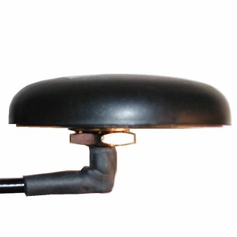 Iridium Mobile Fixed-Mount Antenna (bolt mount, 5-meter cable)