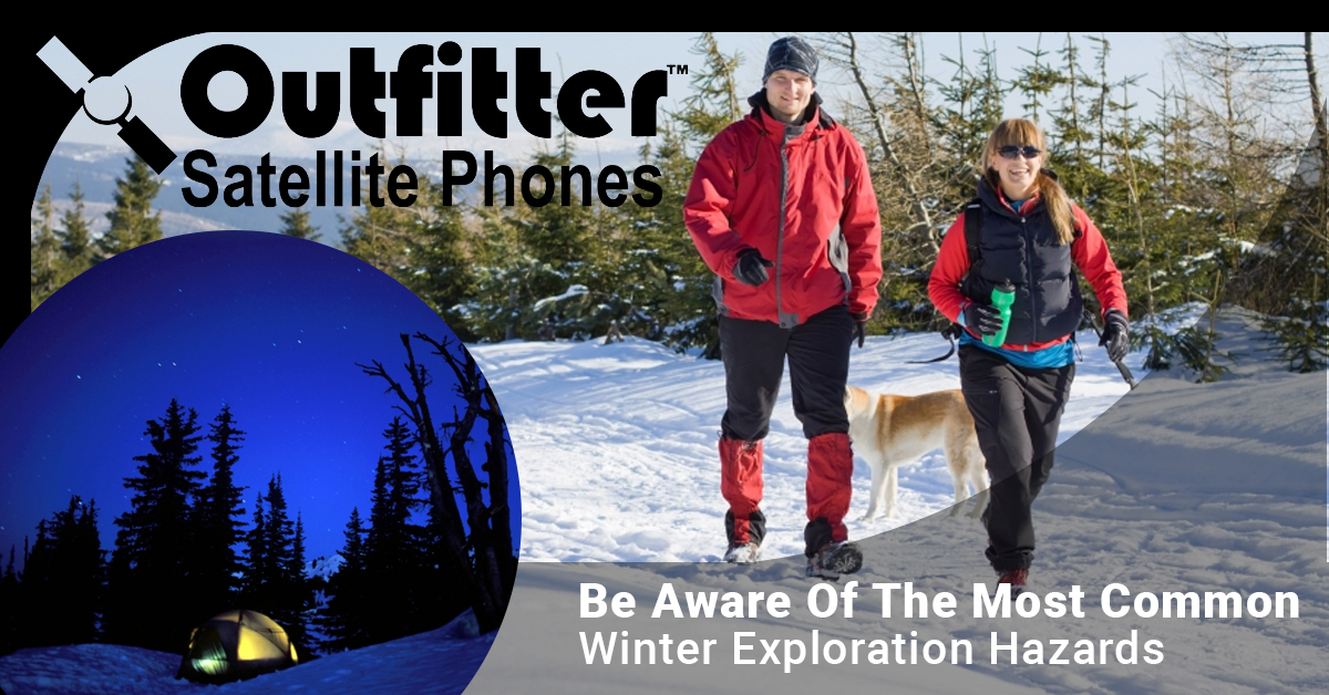 Be Aware Of The Most Common Winter Exploration Hazards