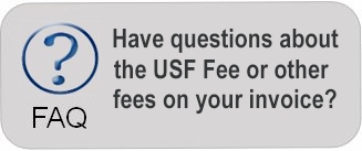 USF and other Fees FAQ