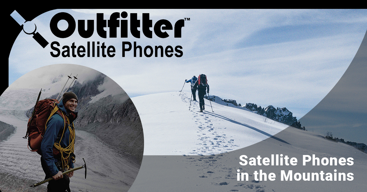 Satellite Phones in the Mountains