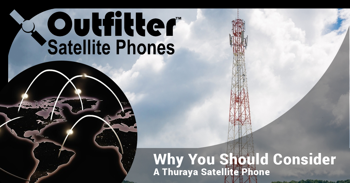 Why You Should Consider A Thuraya Satellite Phone