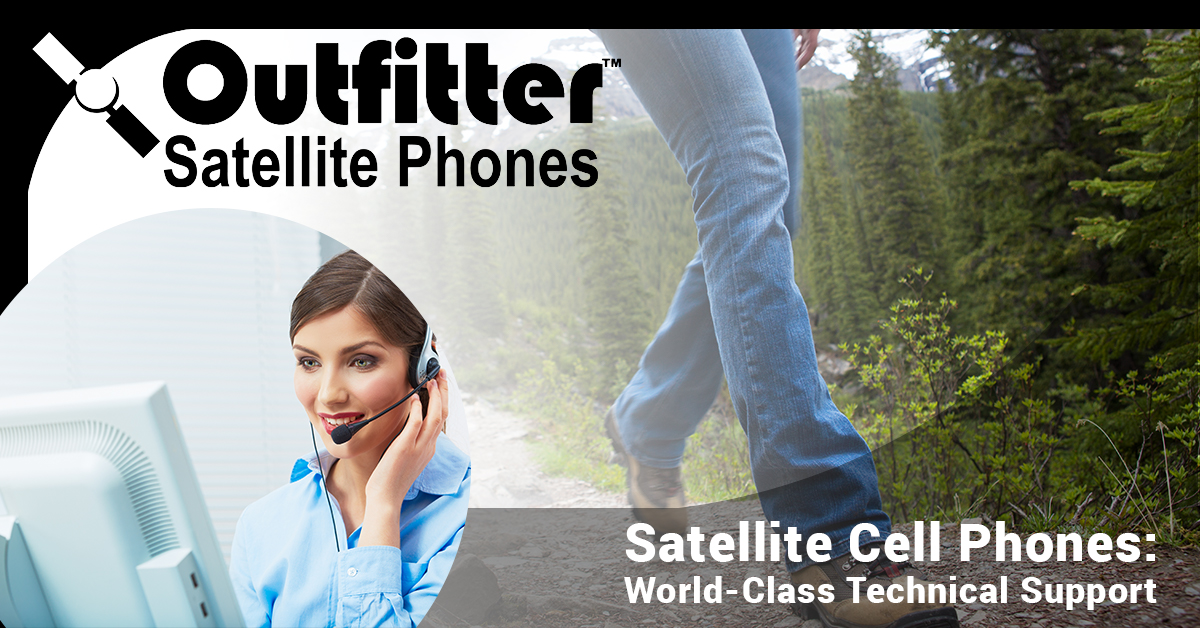 Satellite Cell Phones: World-Class Technical Support