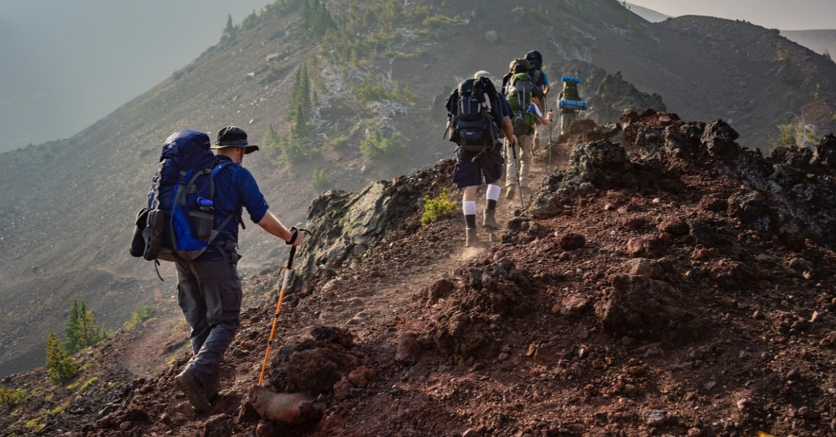 Top Activities in the United States to Do Where You'll Need a Satellite Phone: Climbing 14'ers