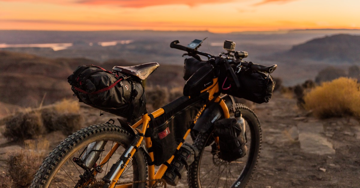 5 Essential Supplies for Your Bikepacking Trip