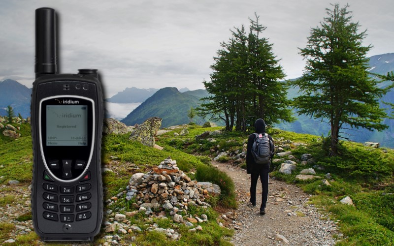 Satellite Phone Spotlight: Iridium 9575 Extreme