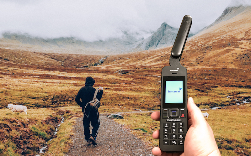5 Places Where You Absolutely Need a Satellite Phone