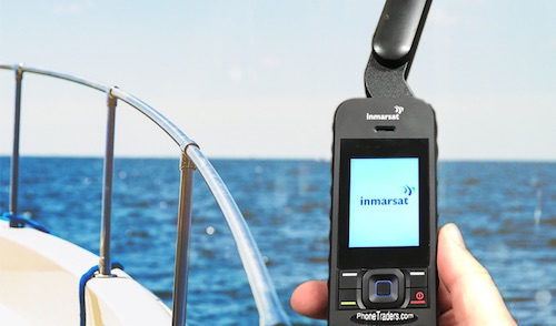 Why You Should Bring a Satellite Phone Out to Sea