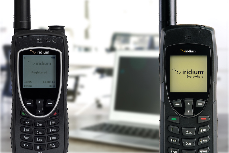 Most Recent Firmware Upgrades for Iridium Handsets