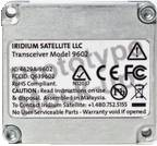 Iridium 9602 SBD Transceiver