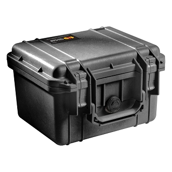 Pelican 1300 Case with pluck foam