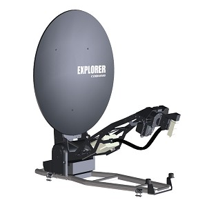 USED Cobham Explorer 8100 Drive-Away VSAT with 6-month warranty
