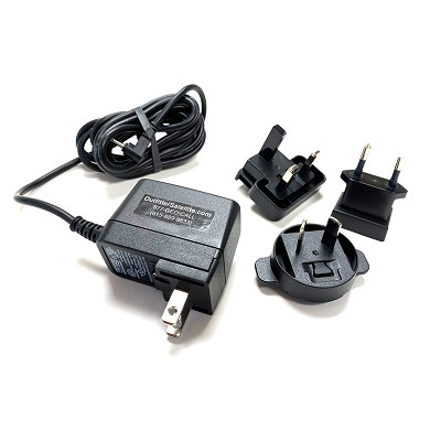 AC Charger & Plug Kit