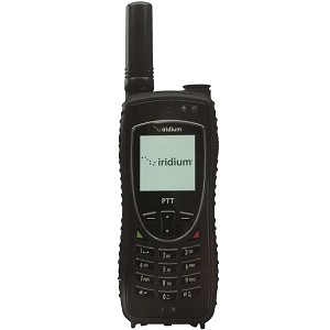Iridium Extreme PTT (Push-to-Talk) Satellite Phone